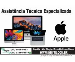 Assistencia tecnica Apple Macbook e IMAC - Brooklin, Itaim, Vila Olimpia, Morumbi
