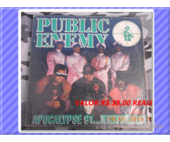 Lp Disco Public Enemy Apocalypse