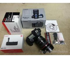 Selling Canon 5D Mark III with 24-105mm lens