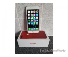 Apple iPhone 7 Plus (PRODUTO) RED 256GB Telefone celular desbloqueado