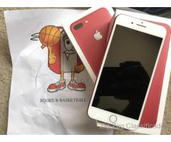 Apple iPhone 7 Plus (PRODUTO) RED 256GB