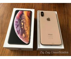 Apple iPhone XS 64GB por $450USD  , iPhone XS Max 64GB por $480USD ,iPhone X 64GB por $350USD